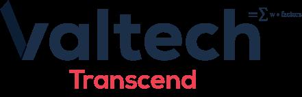 Valtech Transcend Chinese Site Logo
